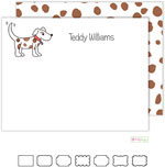 Stationery/Thank You Notes by Kelly Hughes Designs (Puppy Dog)