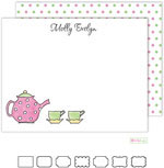Stationery/Thank You Notes by Kelly Hughes Designs (Teapot)