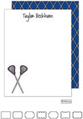 Kelly Hughes Designs - Stationery (Lacrosse)