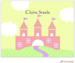 Little Lamb Design Stationery - Castle