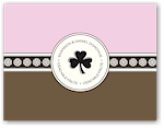 Noteworthy - Faux Stamp Imprintables (Neopolitan Folded Note)