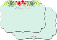 Little Lamb Design - Stationery/Thank You Notes (Watercolor)
