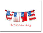 Chatsworth Robin Maguire - Stationery/Thank You Notes (Flag Banner)