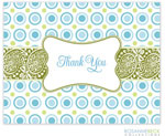 Rosanne Beck Stationery - Bella - Blue