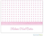 Rosanne Beck Stationery - Nursery - Pink