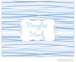 Rosanne Beck Stationery - My Very First - Blue