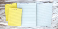 Rytex Stationery - Legal Memos Pads