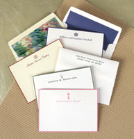 Rytex Stationery - Hand Bordered Cards (Create-Your-Own)