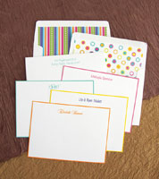Rytex Stationery - Hand Bordered Cards (Fashionable)