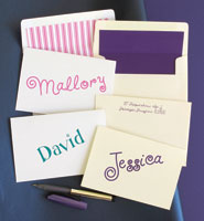 Rytex Stationery - Sassy Folded Notes