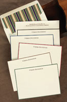 Rytex Stationery - Hand Bordered Cards Assortment (Tailored)