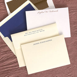 Rytex Stationery - Classic Correspondence Cards