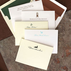 Rytex Stationery - Create-Your-Own Correspondence Cards