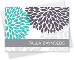 Spark & Spark Stationery (Turquoise And Bold)