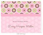 Take Note Designs - Stationery/Thank You Notes (Every Harper Sweet Flower)