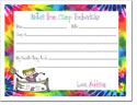 Pen At Hand Stick Figures - Camp Fill-In Postcards (PEN-CMPC-135 - Full Color)