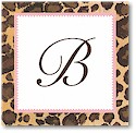 Boatman Geller Gift Stickers - Leopard