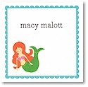 Boatman Geller Gift Stickers - Mermaid