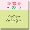 Boatman Geller Gift Stickers - Garden