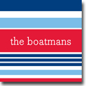 Boatman Geller Gift Stickers - Espadrille Nautical