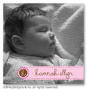 Dinky Designs Gift Stickers - Chocolate Pink With Photo (Square) (SQ1P-881C)