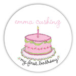Chatsworth Robin Maguire - Gift Stickers (My First Birthday Girl) (DS-14-409)