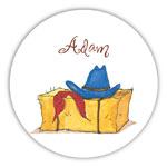 Chatsworth Robin Maguire - Gift Stickers (Yee Haw) (DS-14-707)