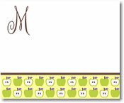 Stacy Claire Boyd Gift Stickers - Apple A Day