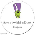 Sugar Cookie Gift Stickers - Boo-tiful