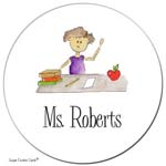 Sugar Cookie Gift Stickers - Ms. Roberts