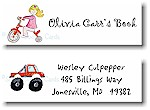 Sugar Cookie - Rectangle Stickers/Address Labels