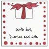 Sugar Cookie Holiday Calling Cards - CC-RG