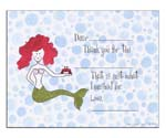 Sugar Cookie Fill-In Thank You Notes - TK-MM
