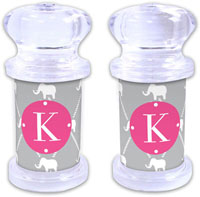 Dabney Lee Personalized Salt and Pepper Shakers - Dumbo