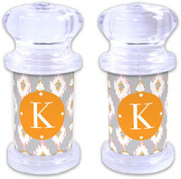 Dabney Lee Personalized Salt and Pepper Shakers - Mirage
