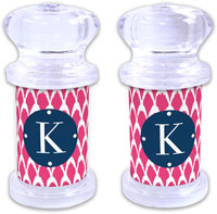 Dabney Lee Personalized Salt and Pepper Shakers - Northfork