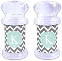Dabney Lee Personalized Salt and Pepper Shakers - Ollie