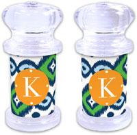 Dabney Lee Personalized Salt and Pepper Shakers - Sunset Beach