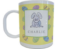 Kelly Hughes Designs - Mugs (Happy Easter)