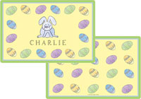 Kelly Hughes Designs - Laminated Placemats (Happy Easter)