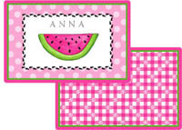 Kelly Hughes Designs - Laminated Placemats (Ant Picnic)