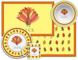 3 or 4 Piece Tabletop Sets by Kelly Hughes Designs (Tom Turkey)