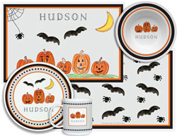 3 or 4 Piece Tabletop Sets by Kelly Hughes Designs (Halloween)