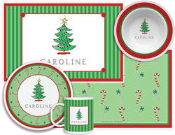 3 or 4 Piece Tabletop Sets by Kelly Hughes Designs (Christmas)