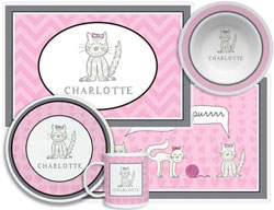 3 or 4 Piece Tabletop Sets by Kelly Hughes Designs (Purrfect)