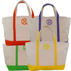Large Boat Totes by CB Station