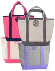 Handy Open Boat Totes by CB Station
