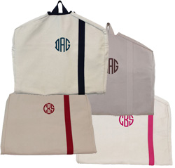 Striped Garment Bags by CB Station