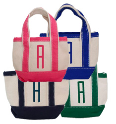 Mini Boat Totes by CB Station