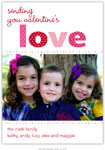Boatman Geller Stationery - Love Valentine Valentine's Day Photo Cards